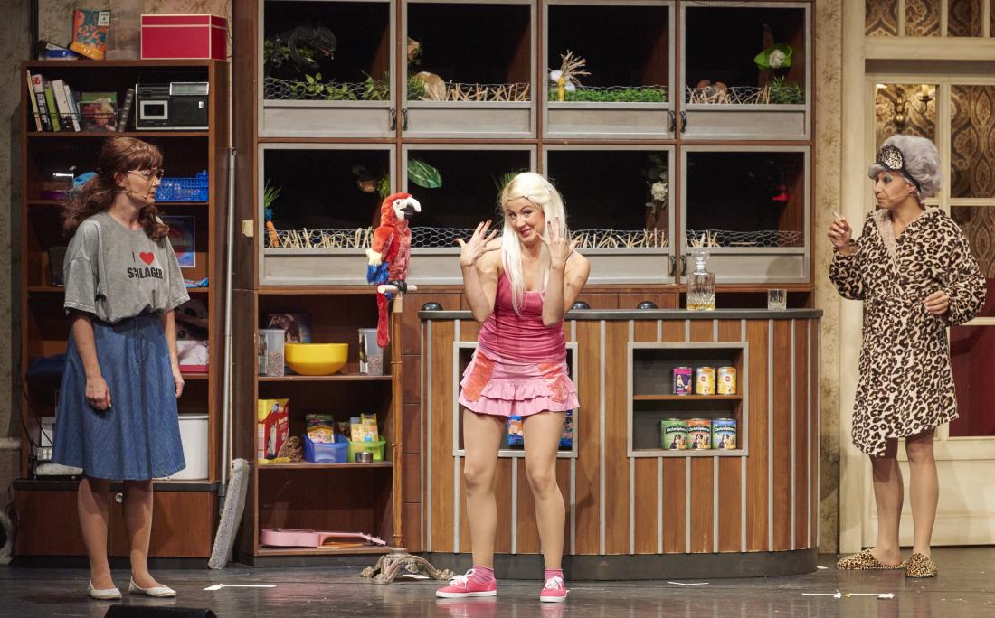 Hambug hat Humor: Cindy Reller