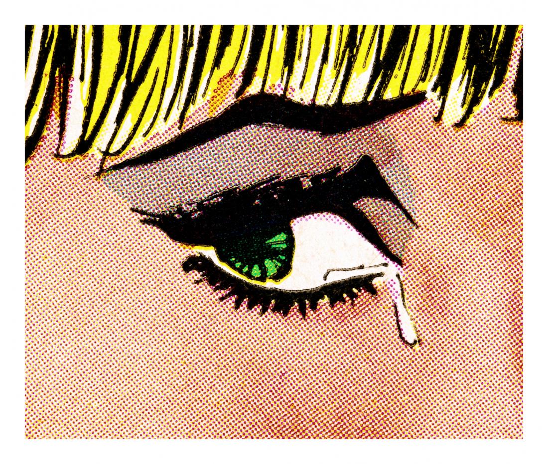 Trauern: Comic von Anne Collier