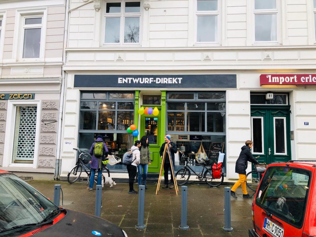 Lavatara: Shop in der Eulenstraße