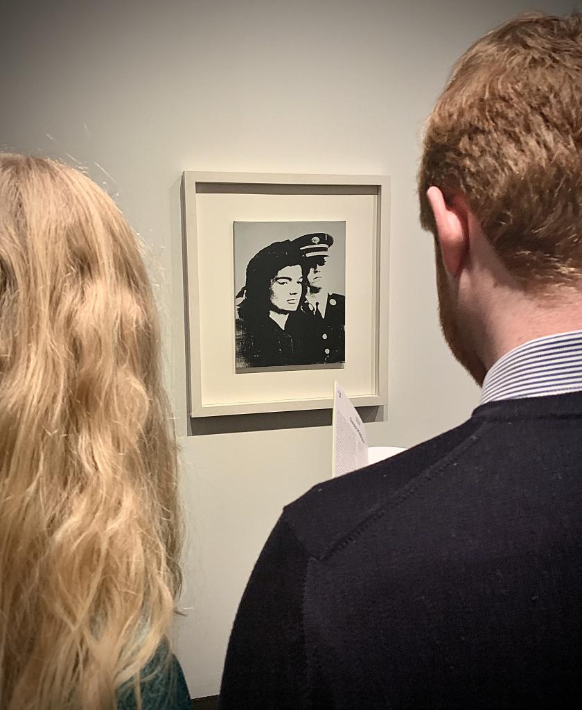 Trauern: Jackie von Andy Warhol