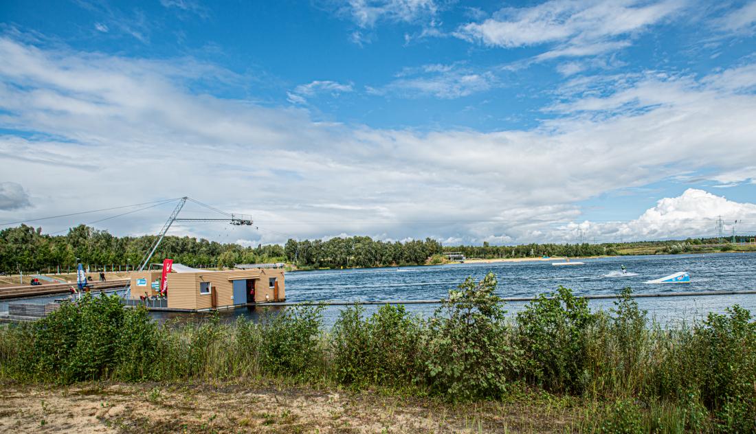 Sommer ahoi: Wasserski-Anlage in Norderstedt