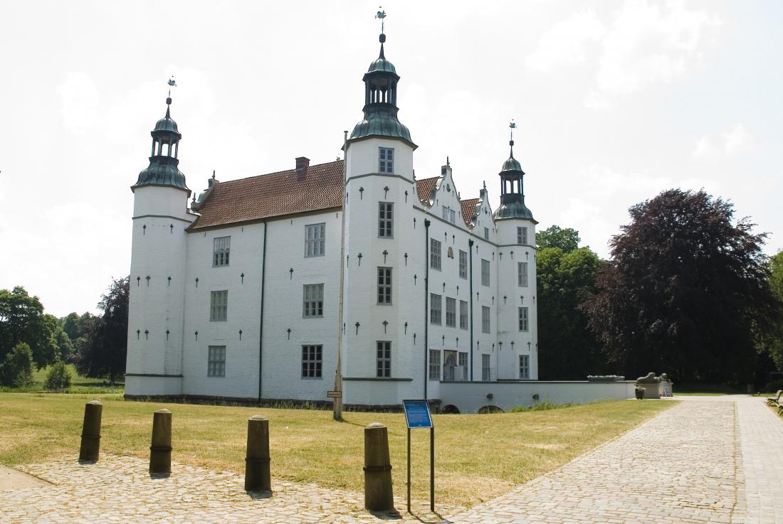 Stormarn: Schloss Ahrensburg