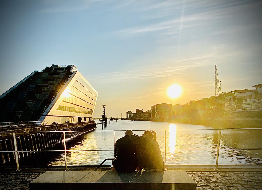Traumhaft: Das Dockland