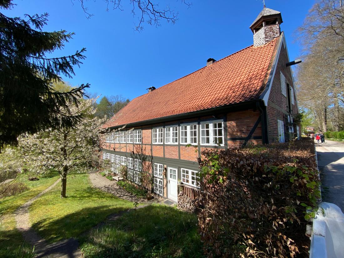 Kupfermühle in Wohldorf