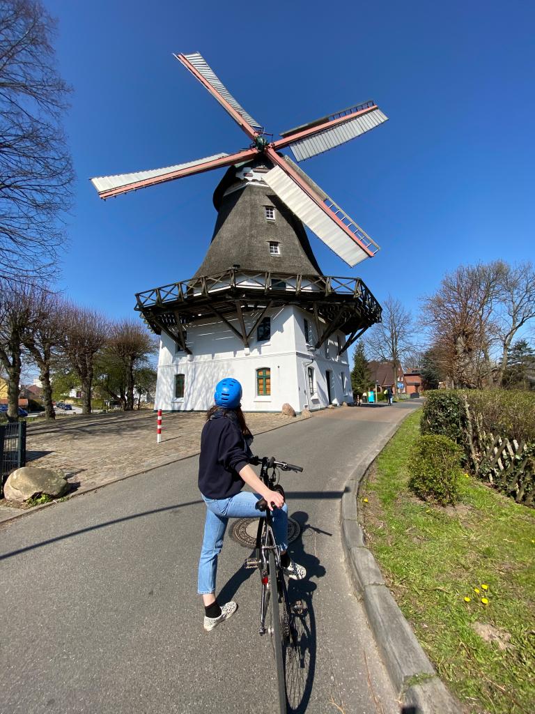 Die Mühle Johanna