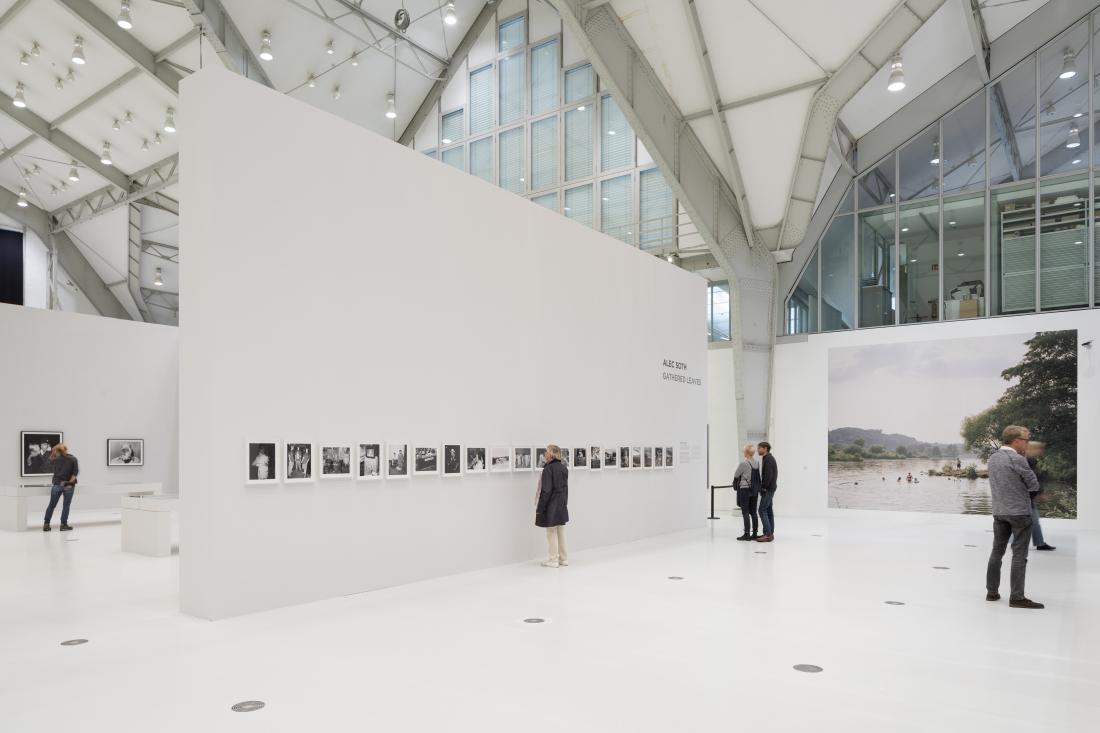 Deichtorhallen: Haus der Photographie
