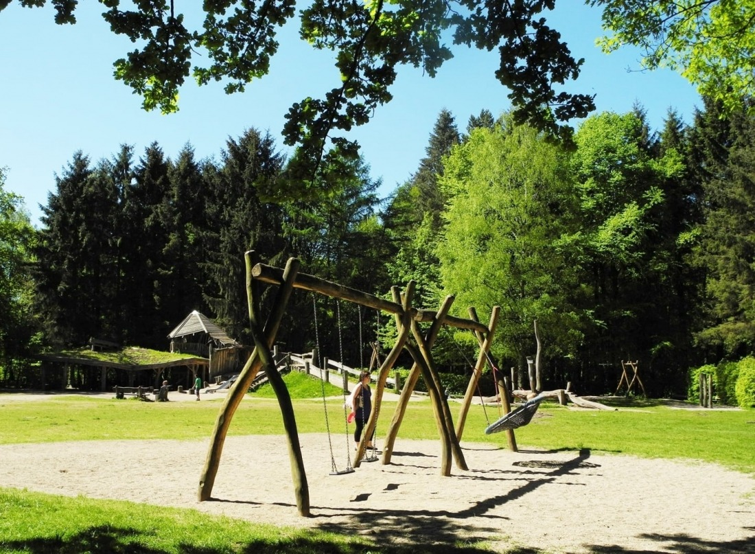 Kid's Day: Waldspielplatz