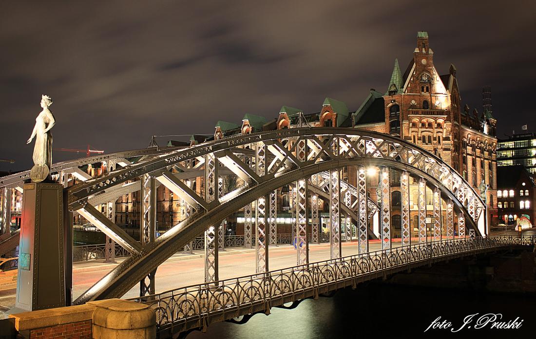 Spot an! die Brooksbrücke