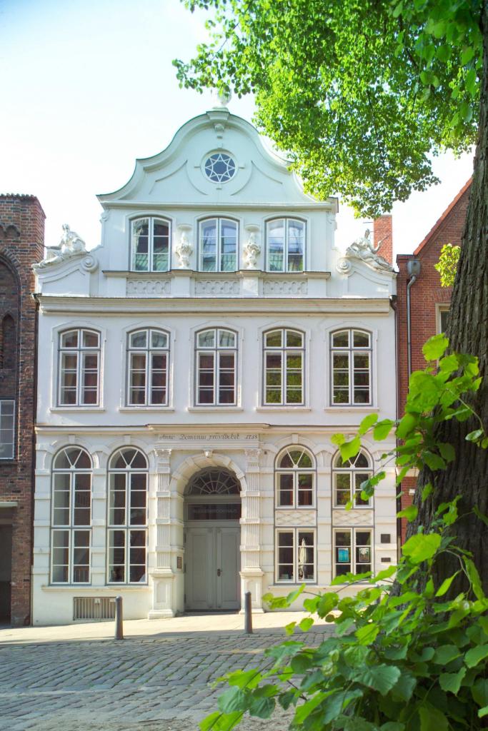 Lübeck: Buddenbrookhaus