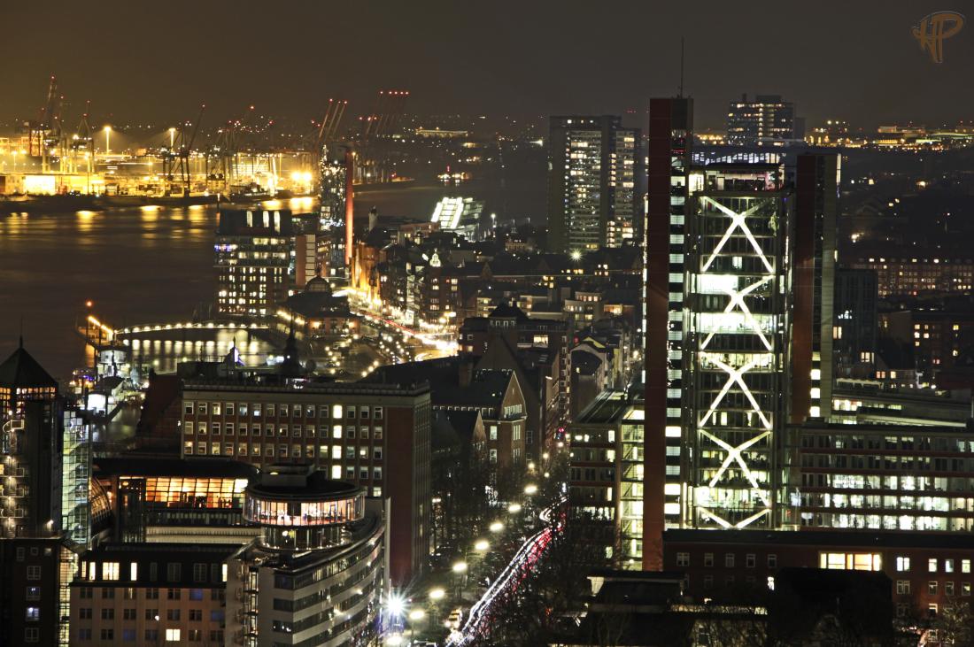 Spot an: die Innenstadt