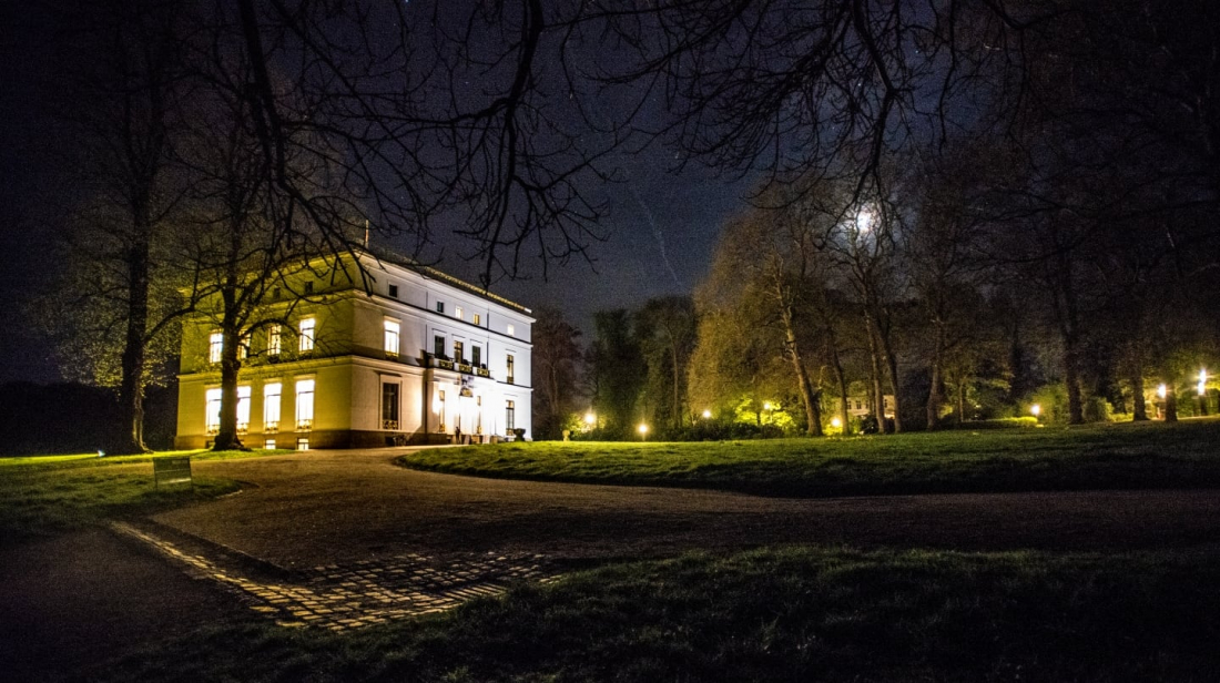 Spot an: Das Jenischhaus