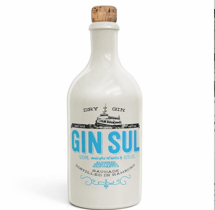 Hochprozentig: Gin Sul