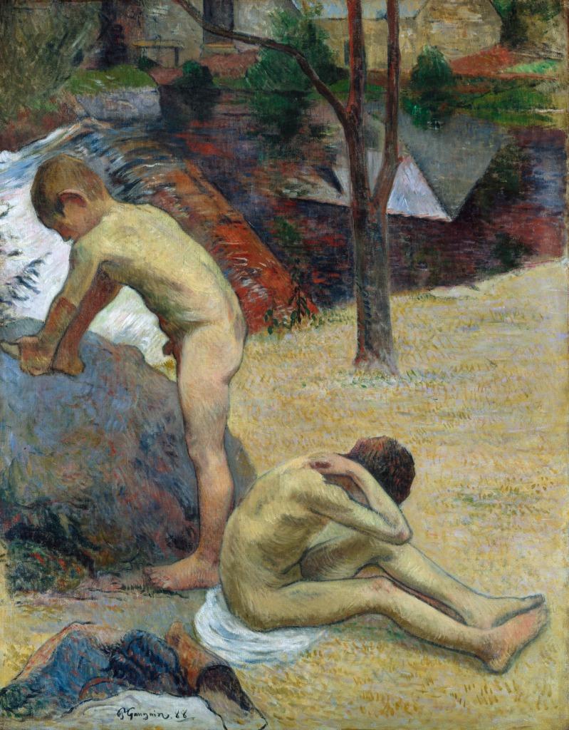Kunsthalle: Gauguin im Kinderzimmer