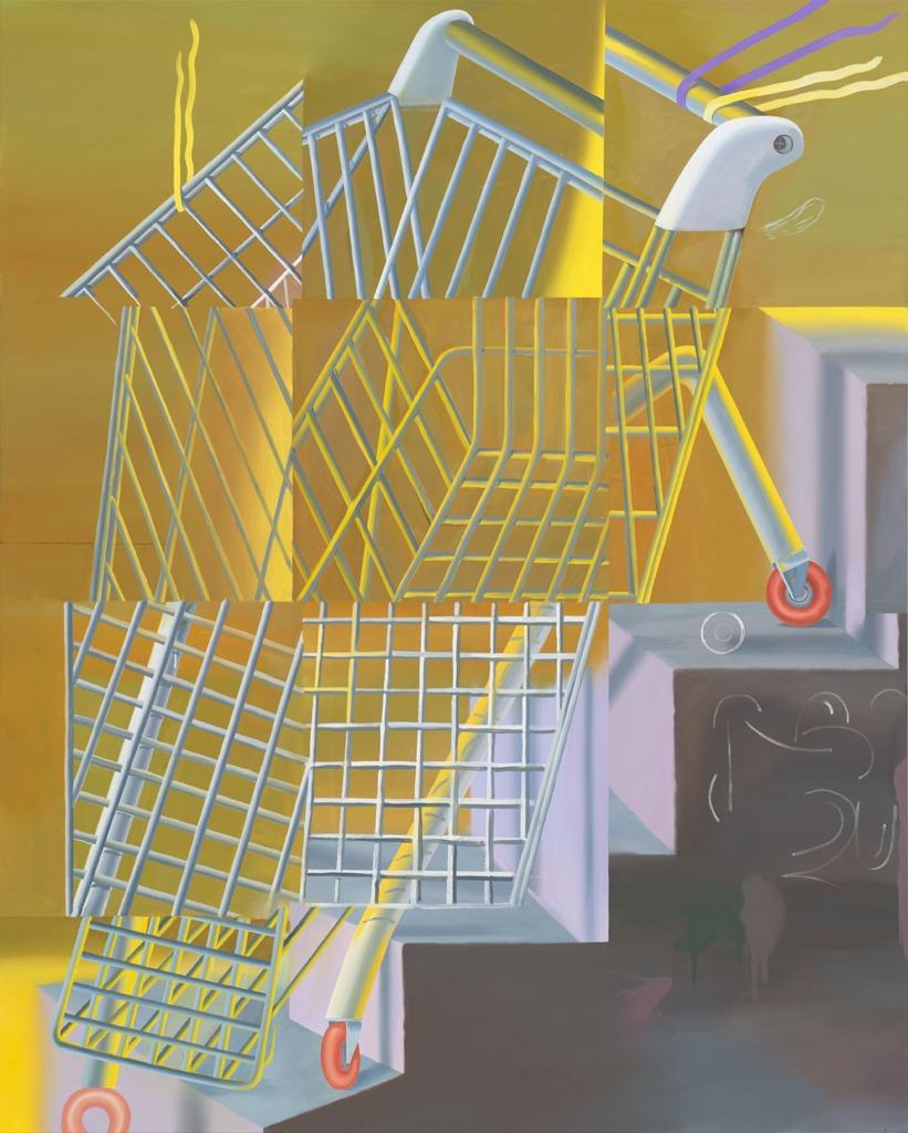 Ausstellung in den Deichtorhallen: junge Kunst