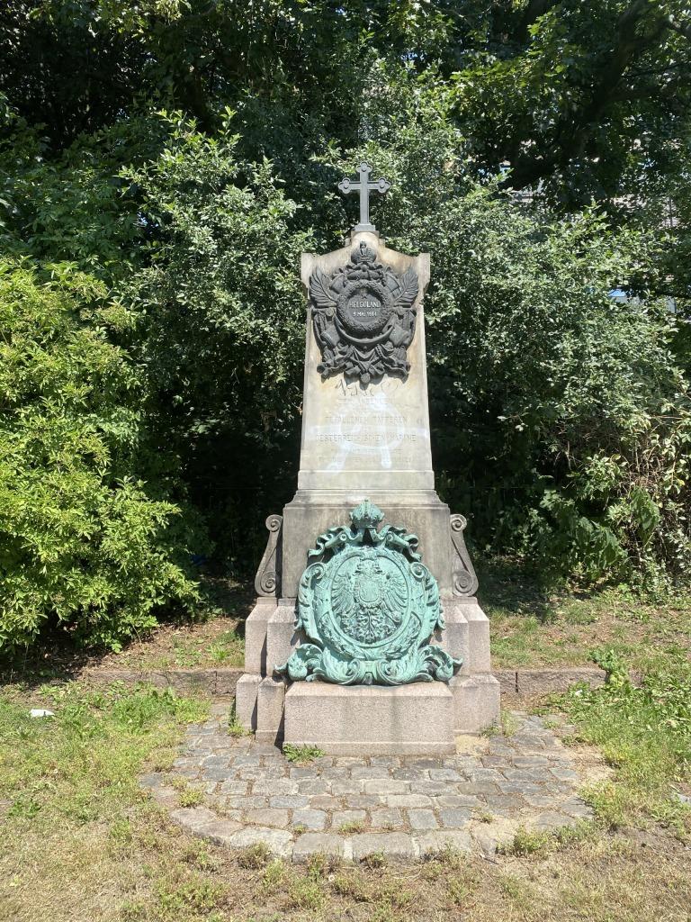 Denkmäler in Hamburg: Erinnerung an eine Schlacht vor Helgoland