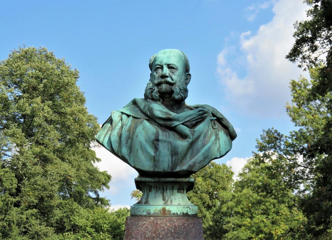 Denkmäler in Hamburg: Kaiser Wilhelm I