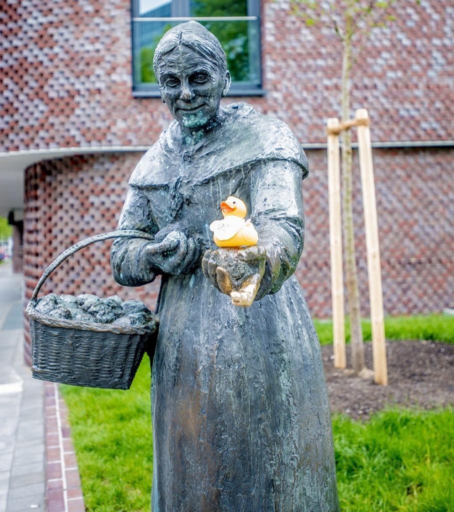 Denkmäler in Hamburg: Zitronenjette