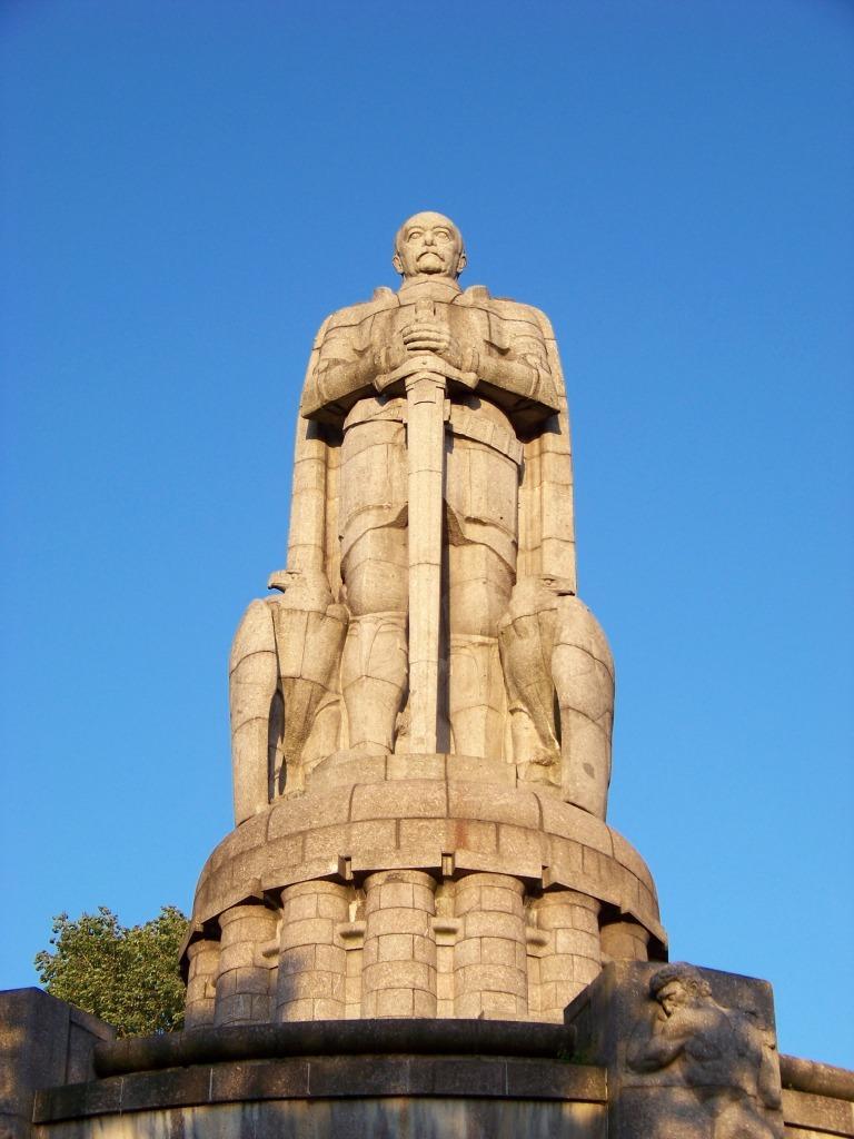 Denkmäler in Hamburg: Bismarck