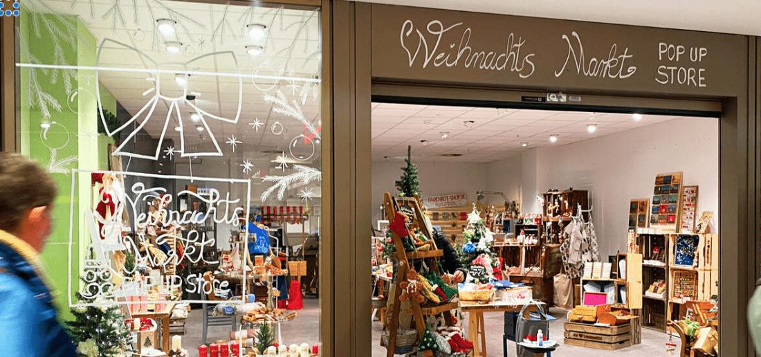 Perle Hamburg: der Weihnachtsmarkt