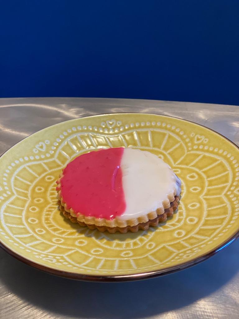 Der Keks zum Thema: Hanseat