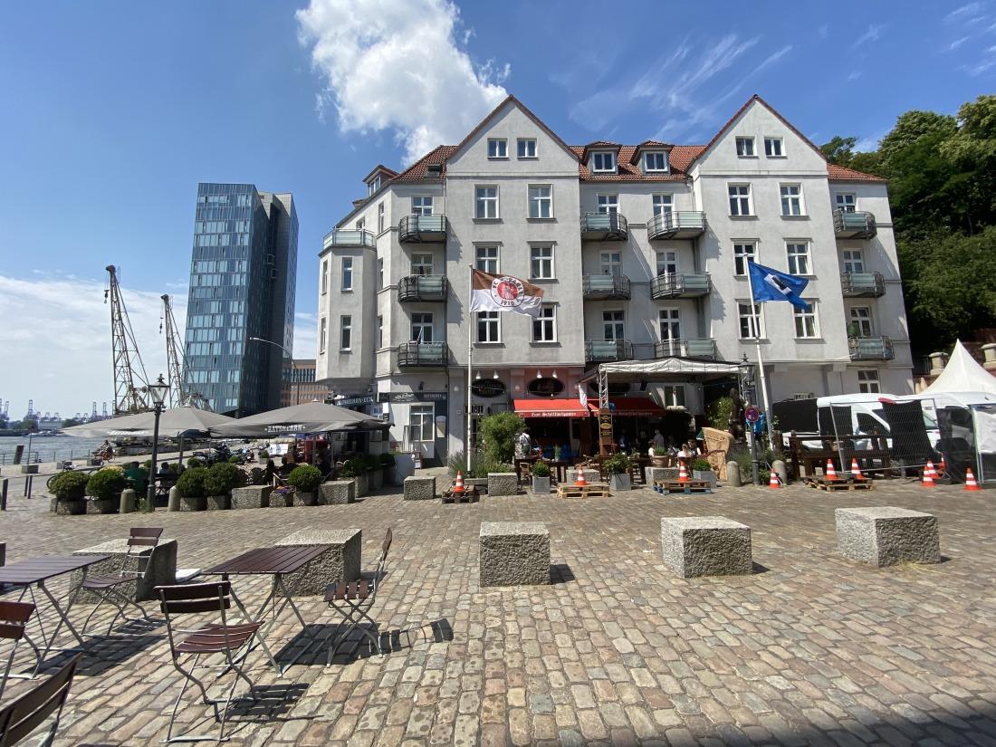 Highlight an der Elbe: der Schellfischposten