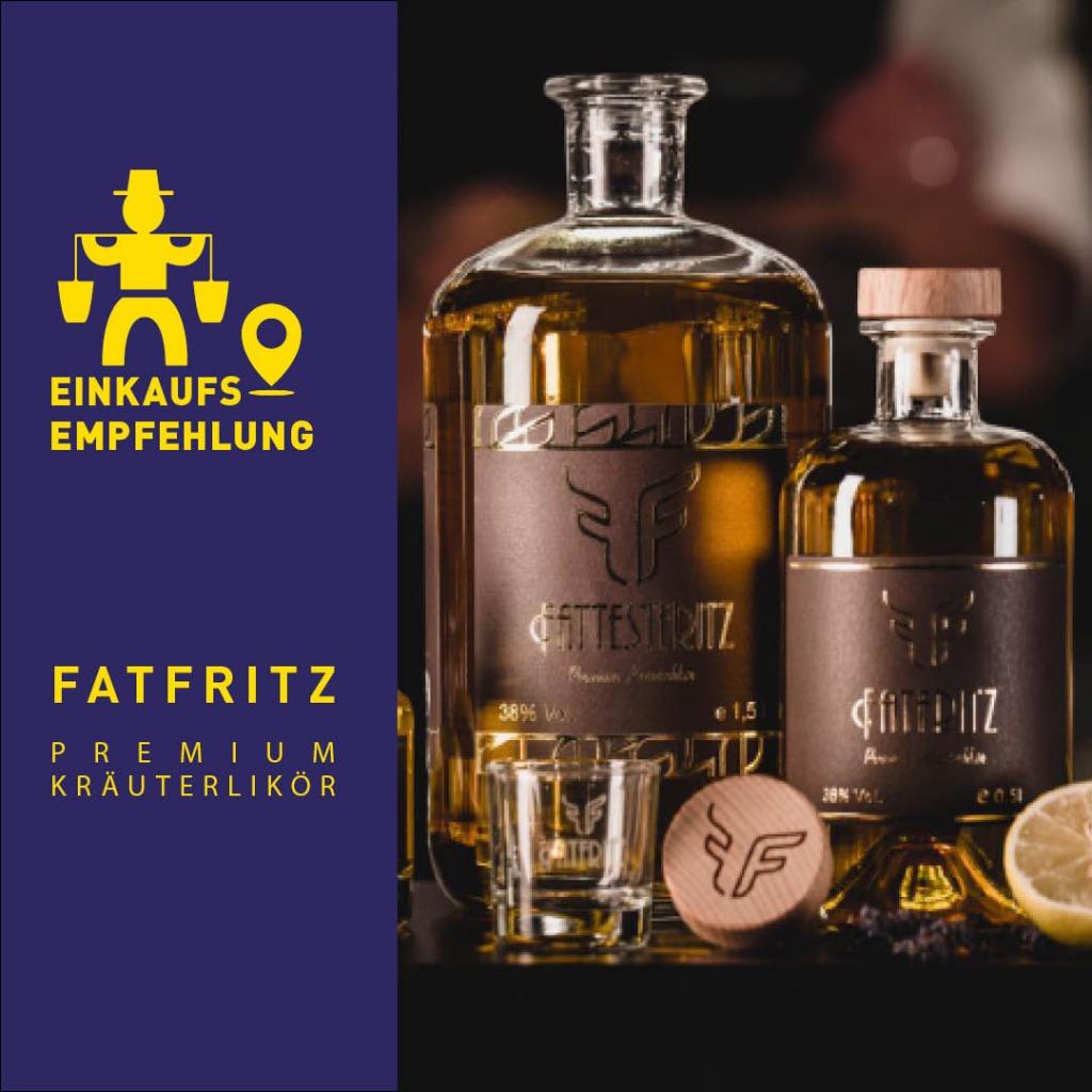 Fatfritz Premium Kräuterlikör