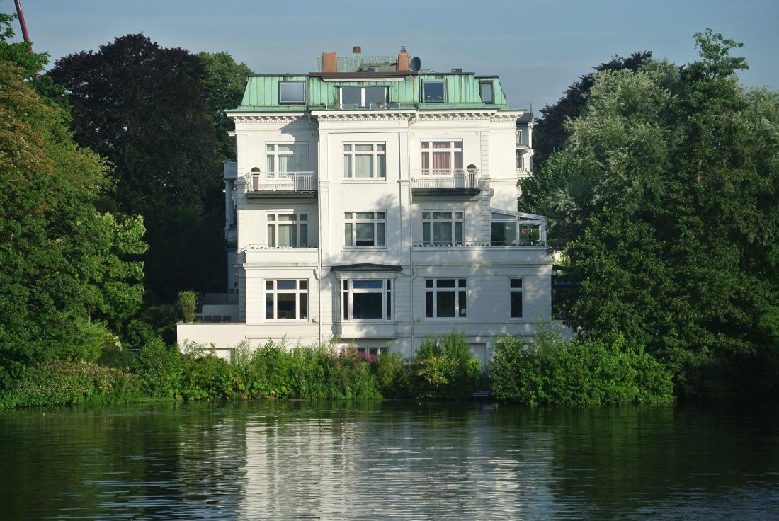 Architektur: Villa in der Heilwigstraße