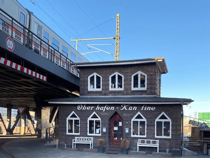 Hamburg: Die Oberhafenkantine – letzte Kaffeeklappe der Stadt