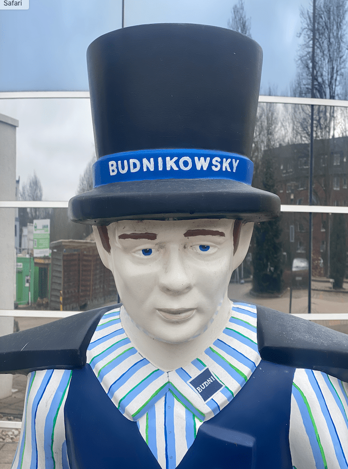 Budnikowsky: Hans Hummel in der Nahaufnahme