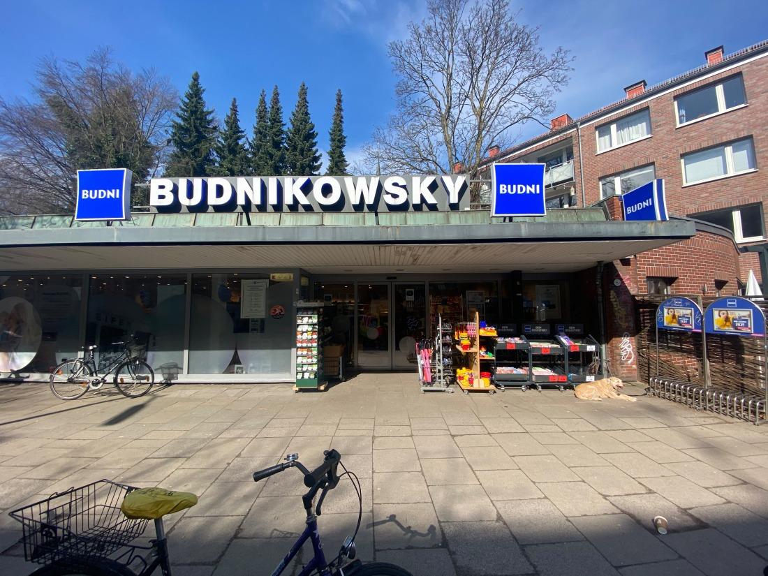 Budnikowsky an der Bellealliancestraße