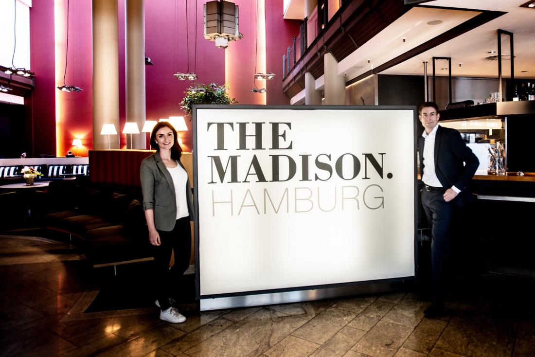 Madison: Innenansicht