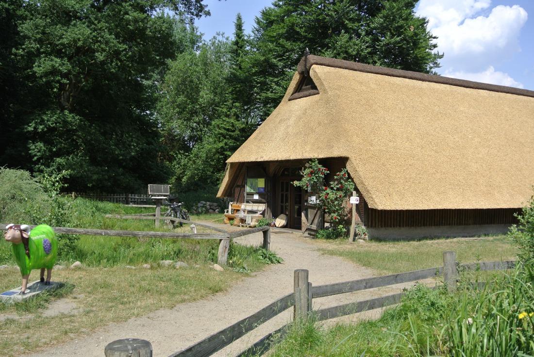 Fischbeker Heide: das Heidehaus