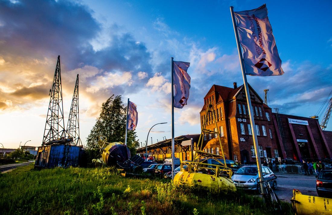 Schlepper: Die Ausstellung ist im Hamburger Hafenmuseum zu sehen